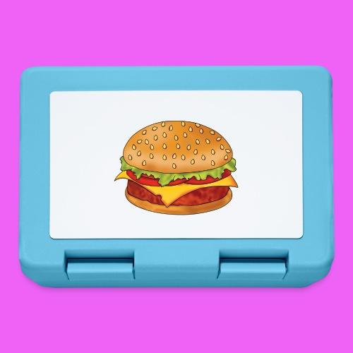 hamburguesa - Fiambrera