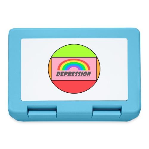 Depressed design - Lunchbox