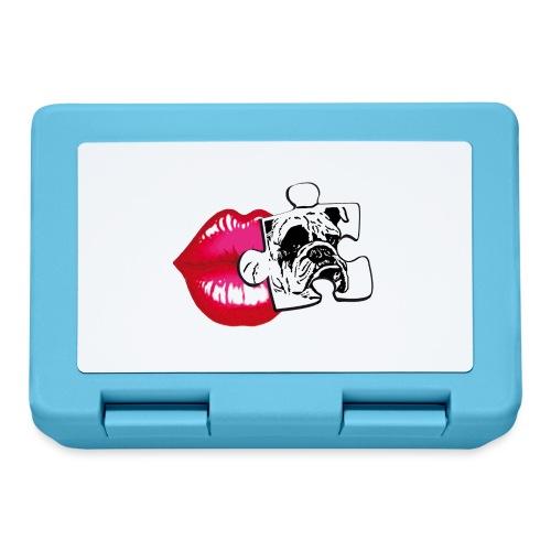 KISS - BULLDOG - Lunch box