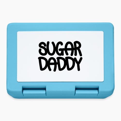 Sugar Daddy Zwart - Broodtrommel