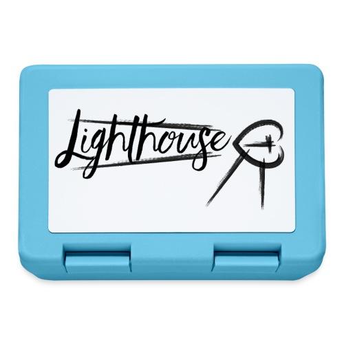 Lighthouse black back - Brotdose