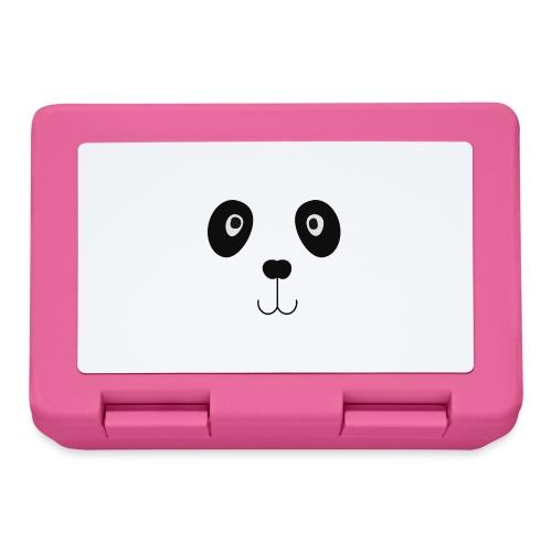 Panda ogen - Broodtrommel