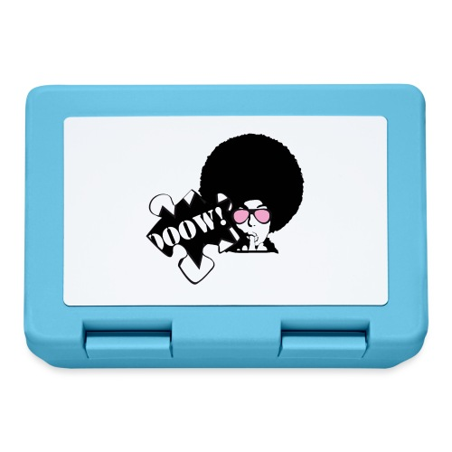 AFROCOOL - OOOW - Lunch box