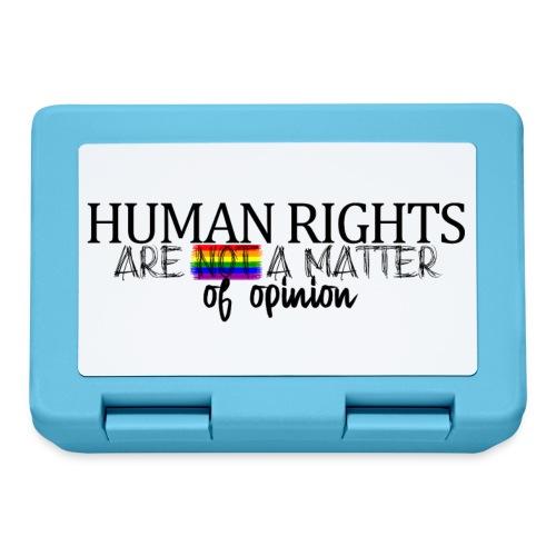 Huma rights - Fiambrera