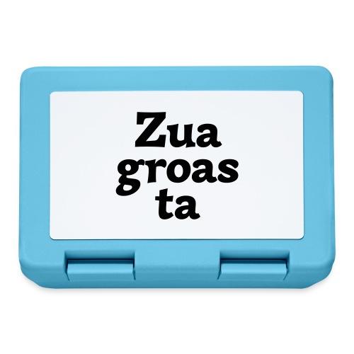 Zuagroasta - Brotdose