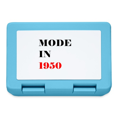 MODE IN 150 - Lunchbox