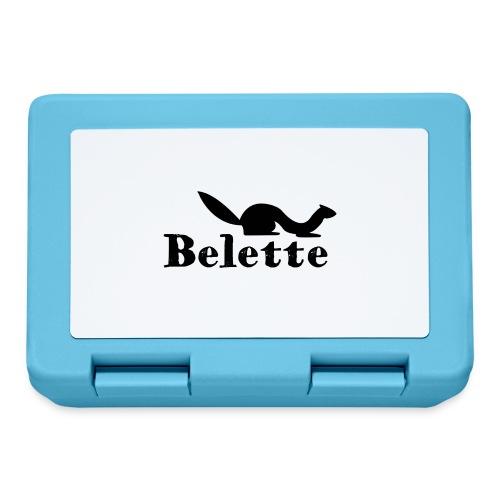 T-shirt Belette simple - Boîte à goûter.