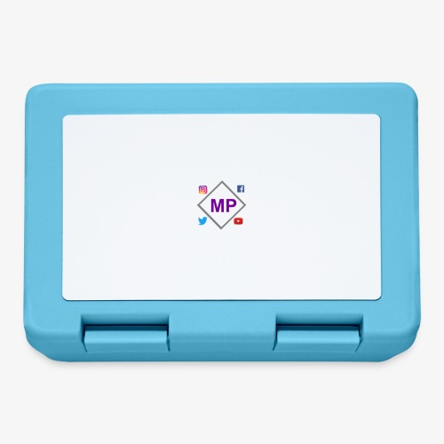 MP logo with social media icons - Lunchbox