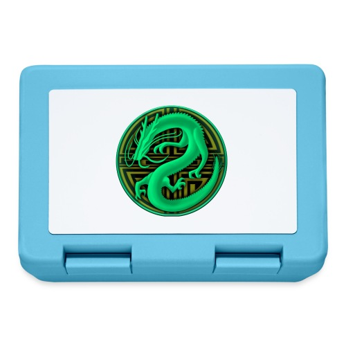logo mic03 the gamer - Lunch box