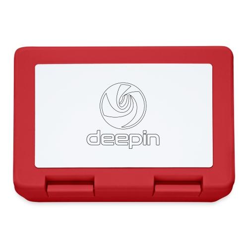 deepinlogotrasparente - Lunch box