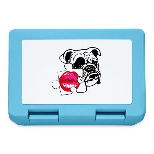 BULLDOG - KISS - Lunch box