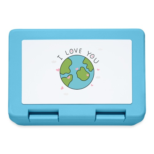 iloveyou - Lunch box