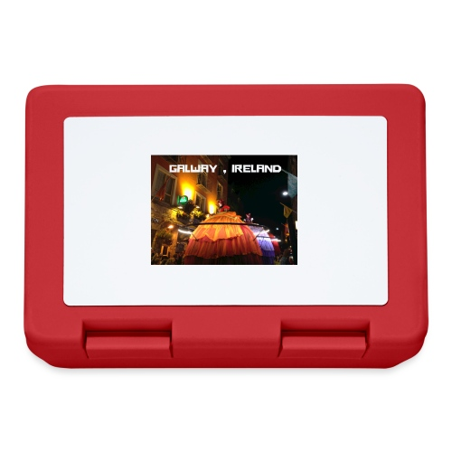 GALWAY IRELAND MACNAS - Lunchbox