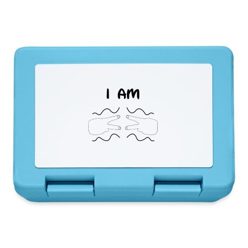 I Am Autism (Black) - Lunchbox