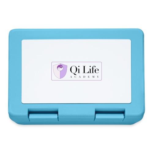 Qi Life Academy Promo Gear - Lunchbox