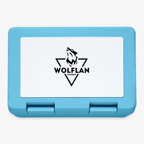 WolfLAN Gaming Logo Black - Lunchbox
