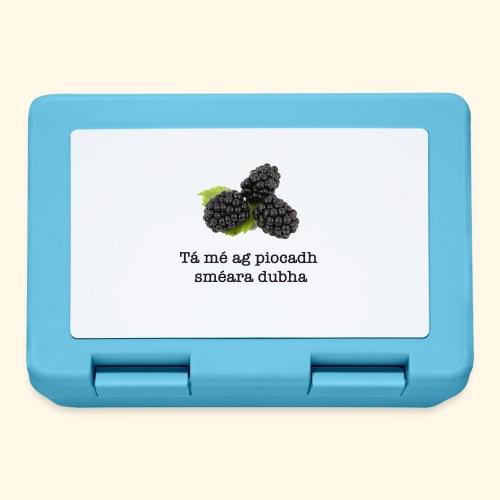 Picking blackberries - Lunchbox