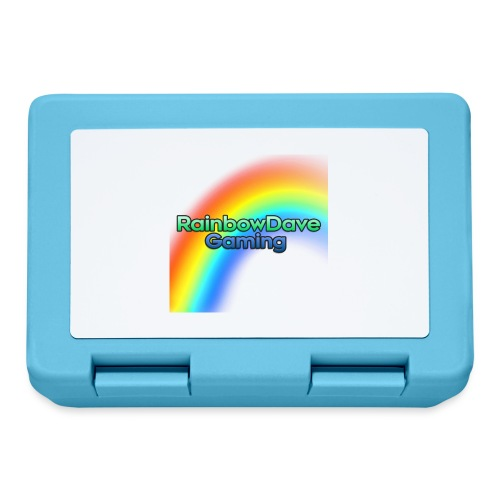 RainbowDave Gaming Logo - Lunchbox