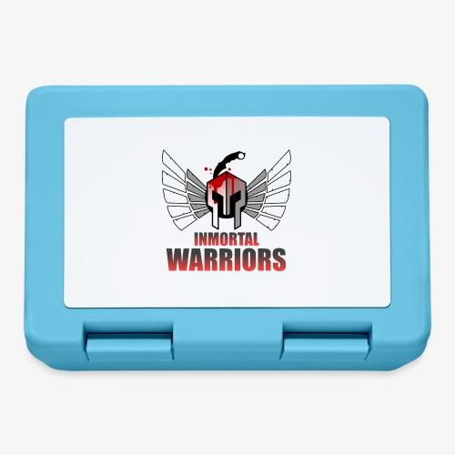 The Inmortal Warriors Team - Lunchbox