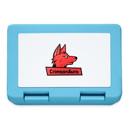 CrimsonAura Logo Merchandise - Lunchbox