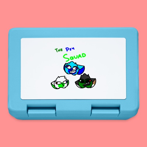 PS 4 Squad - Lunchbox