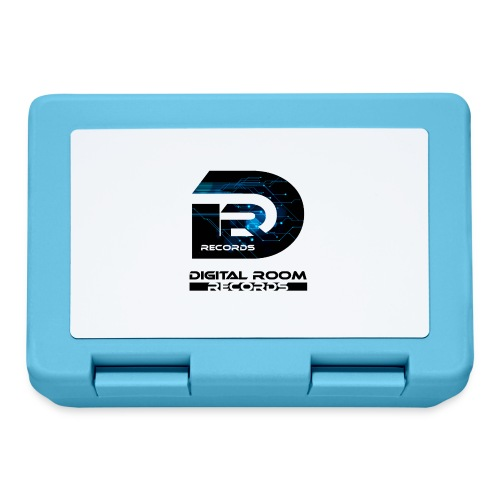 Digital Room Records Official Logo effect - Lunchbox