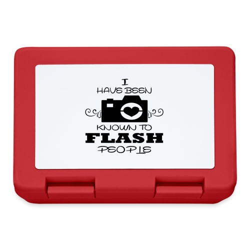 Photographer - Lunchbox
