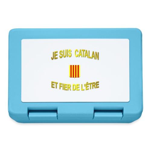 Dessous de verre à l'emblème du PAYS CATALAN - Boîte à goûter.