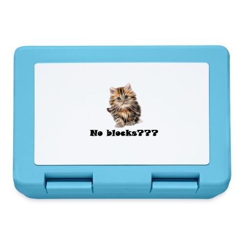 No block kitten - Matboks