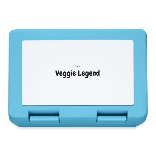 I'm a Veggie Legend - Lunchbox