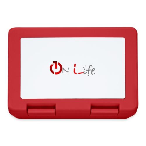OnLife Logo - Boîte à goûter.