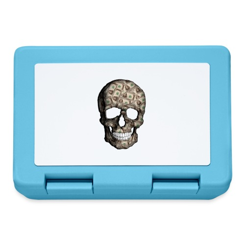 Skull Money - Fiambrera