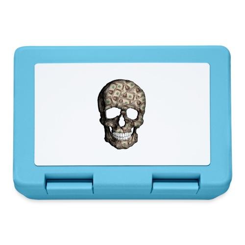 Skull Money Black - Fiambrera