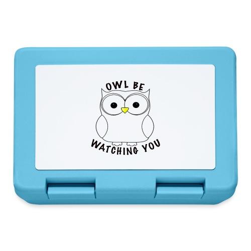 OWL BE WATCHING YOU - Lunchbox