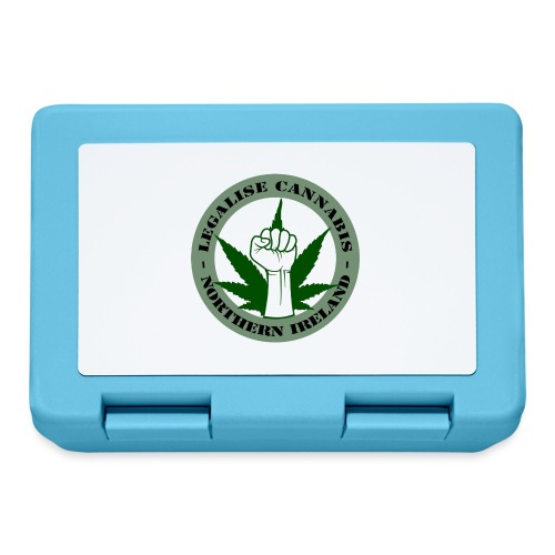 Legalise Cannabis - Northern Ireland - Lunchbox