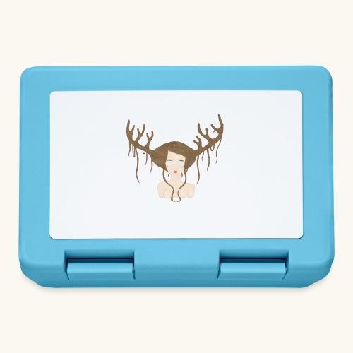 Blind Deer. - Boîte à goûter.