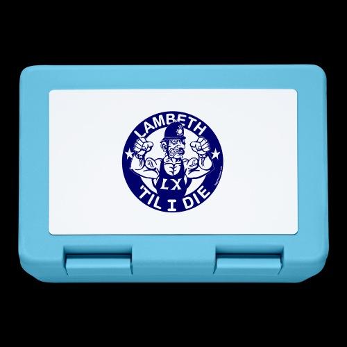 LAMBETH - NAVY BLUE - Lunchbox