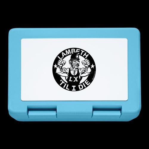 LAMBETH - BLACK - Lunchbox