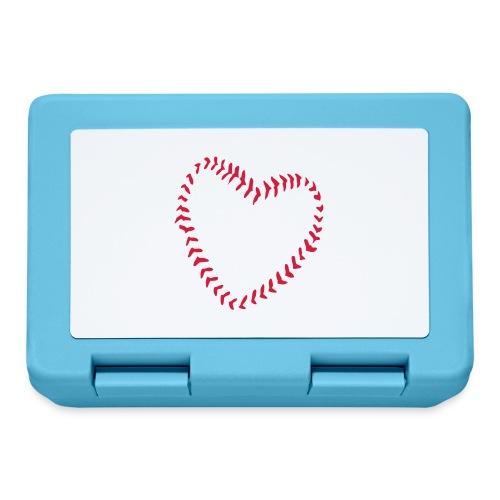 2581172 1029128891 Baseball Heart Of Seams - Lunchbox
