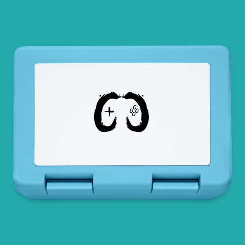 Crowd Control Controller Logo Black Large - Lunchbox