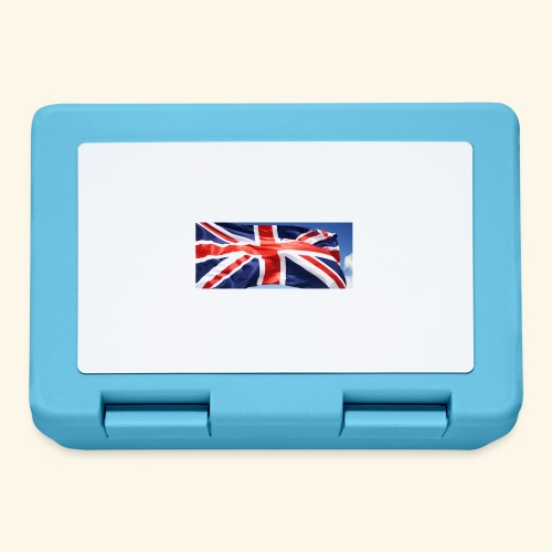 UK flag - Lunchbox