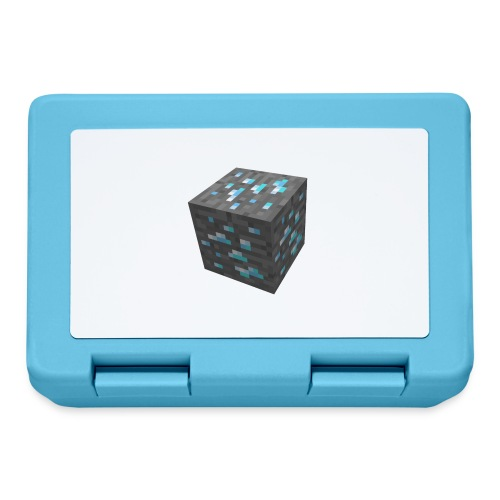 BLOCK DE DIAMANT MINECRAFT - Boîte à goûter.