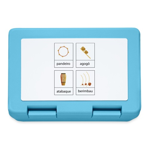 In-stru-men-tos - Lunchbox