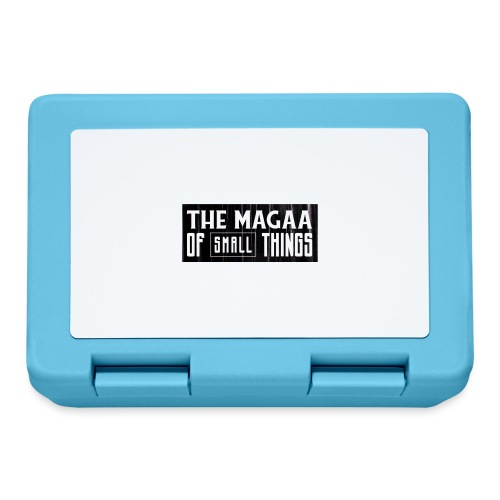 The magaa of small things - Lunchbox