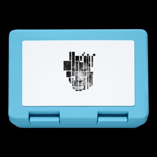 Pixel Lion Tattoo Inspire - Lunchbox