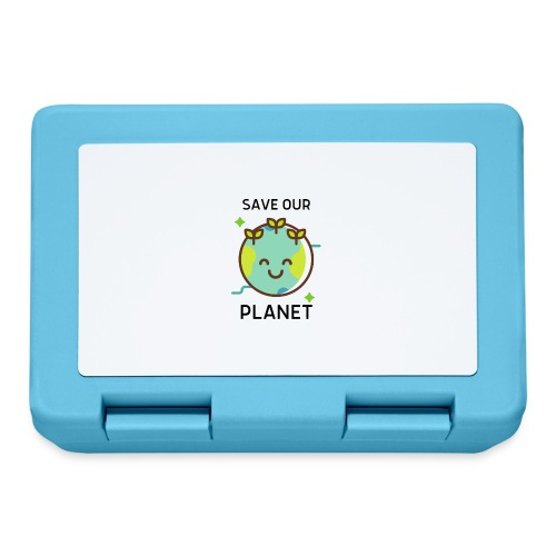 Save our planet LIGHT - Lunchbox