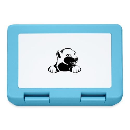 ijsbeer shirt - Broodtrommel