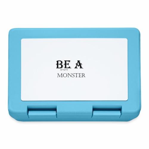 BE A MONSTER [MattMonster] - Lunchbox