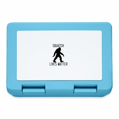 Squatch Lives Matter - Lunchbox