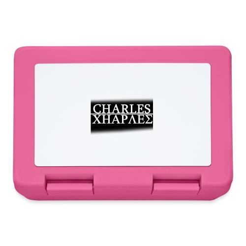 CHARLES CHARLES BLACK AND WHITE - Lunchbox